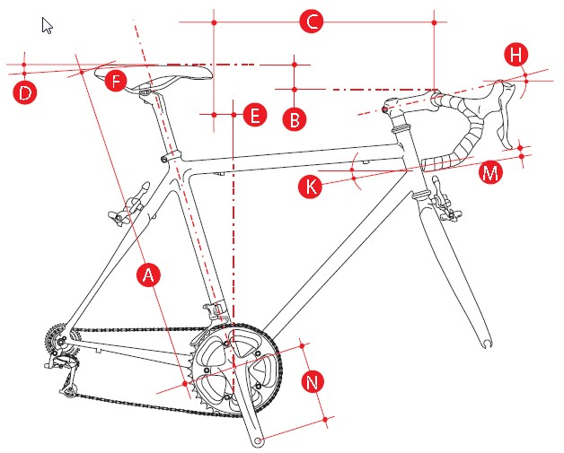 Rothe training bike fit your personal bike fit for your bike